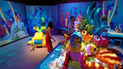 Lego Masters premieres on Sunday at 7pm on Nine