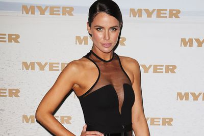 Sunkissed babe Jodi Anasta will set you back a small $30k for her brand-stamp... it's a long way from Summer Bay, right Jodi?