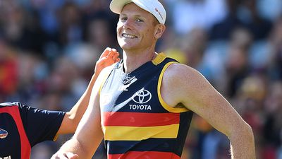 Sam Jacobs - Adelaide Crows