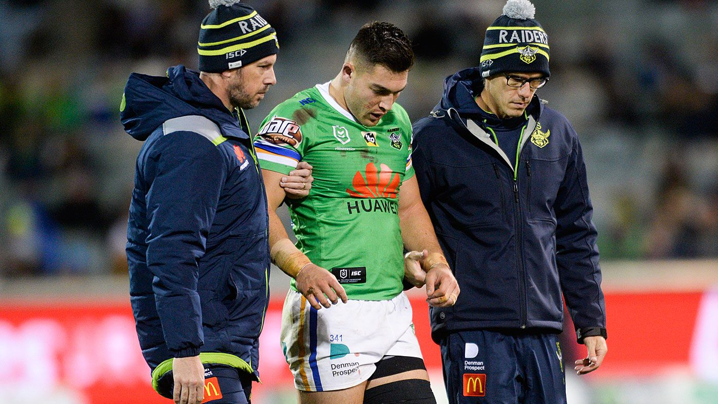 'Really sad': Nick Cotric injury ruled out for Game 2 of State of Origin