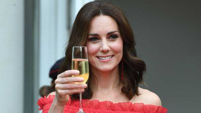 Kate Middleton and Prince William's Christmas menu
