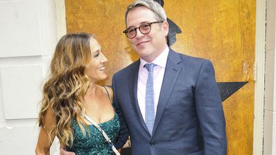 Sarah Jessica Parker and Matthew Broderick: Now…