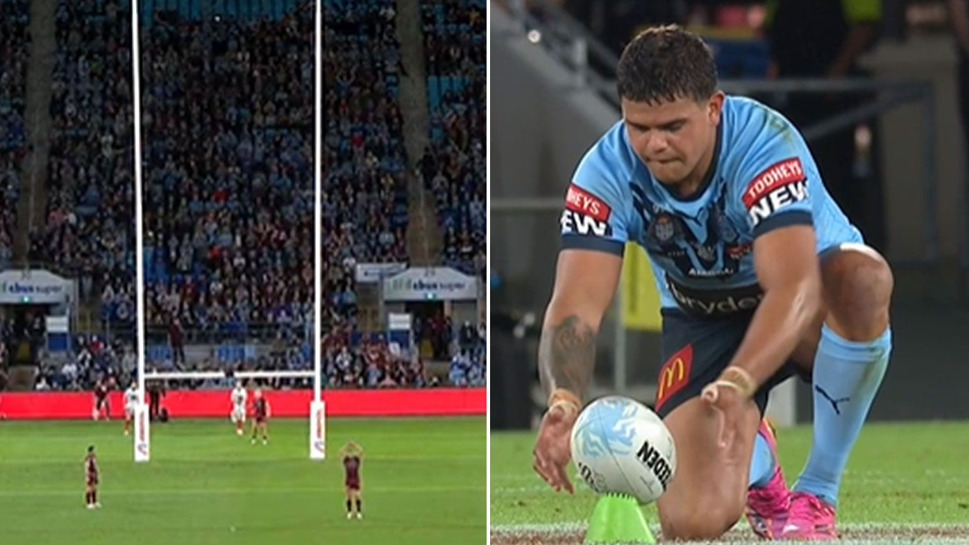 James Tedesco reveals decision behind Latrell's do-or-die penalty