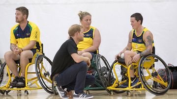 Aussies shine on first day of Invictus Games