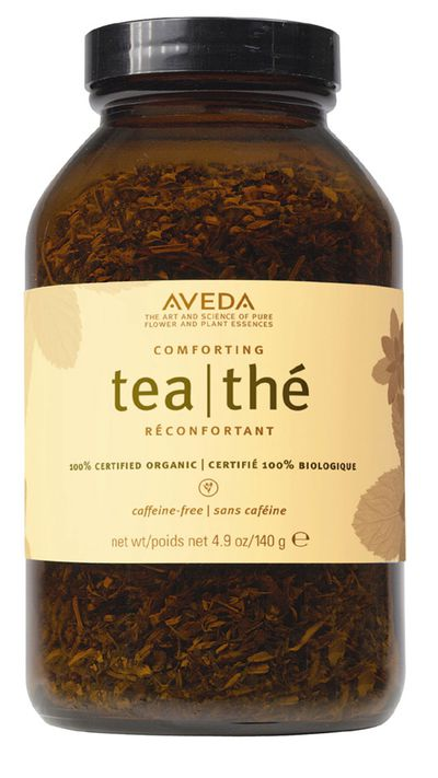 "To unwind try: <a href=""http://www.aveda.com.au/product/5210/16719/Body/Tea/Aveda-Comforting-Tea/index.tmpl"" target=""_blank"">100% Certified Organic Comforting Tea, $39.95, Aveda</a>"