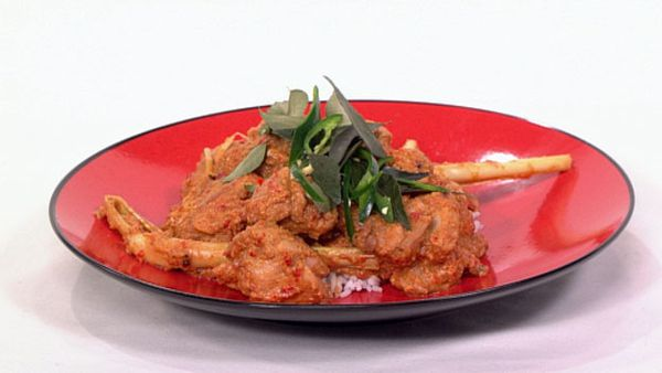 Assam chicken curry