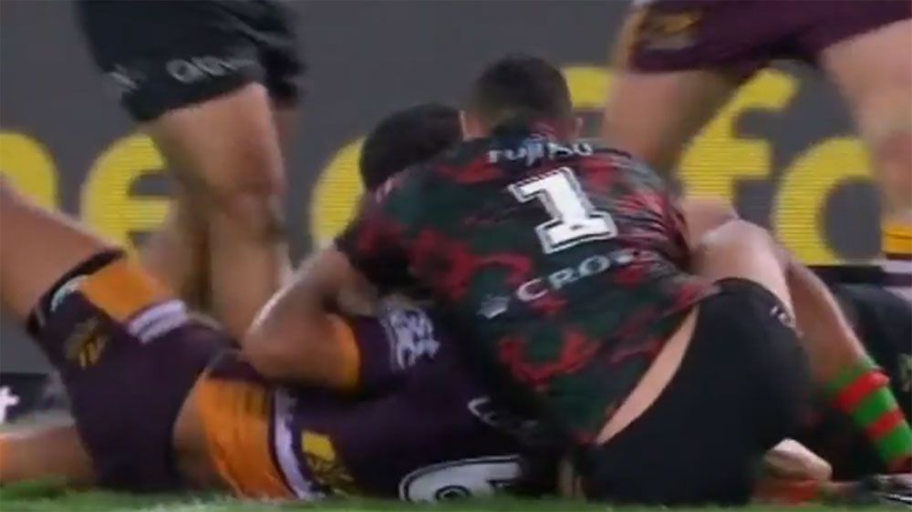 NRL referees boss admits errors in South Sydney Rabbitohs loss to Brisbane Broncos