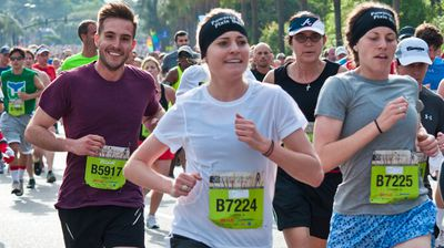 <b>Ridiculously Photogenic Guy</b><br> Zeddie Little ran a marathon and won ... the hearts of millions around the world.  With a single photo during the South Carolina Cooper River Bridge Run in 2012, the 25-year-old New York resident became forever known as the Ridiculously Photogenic Guy.