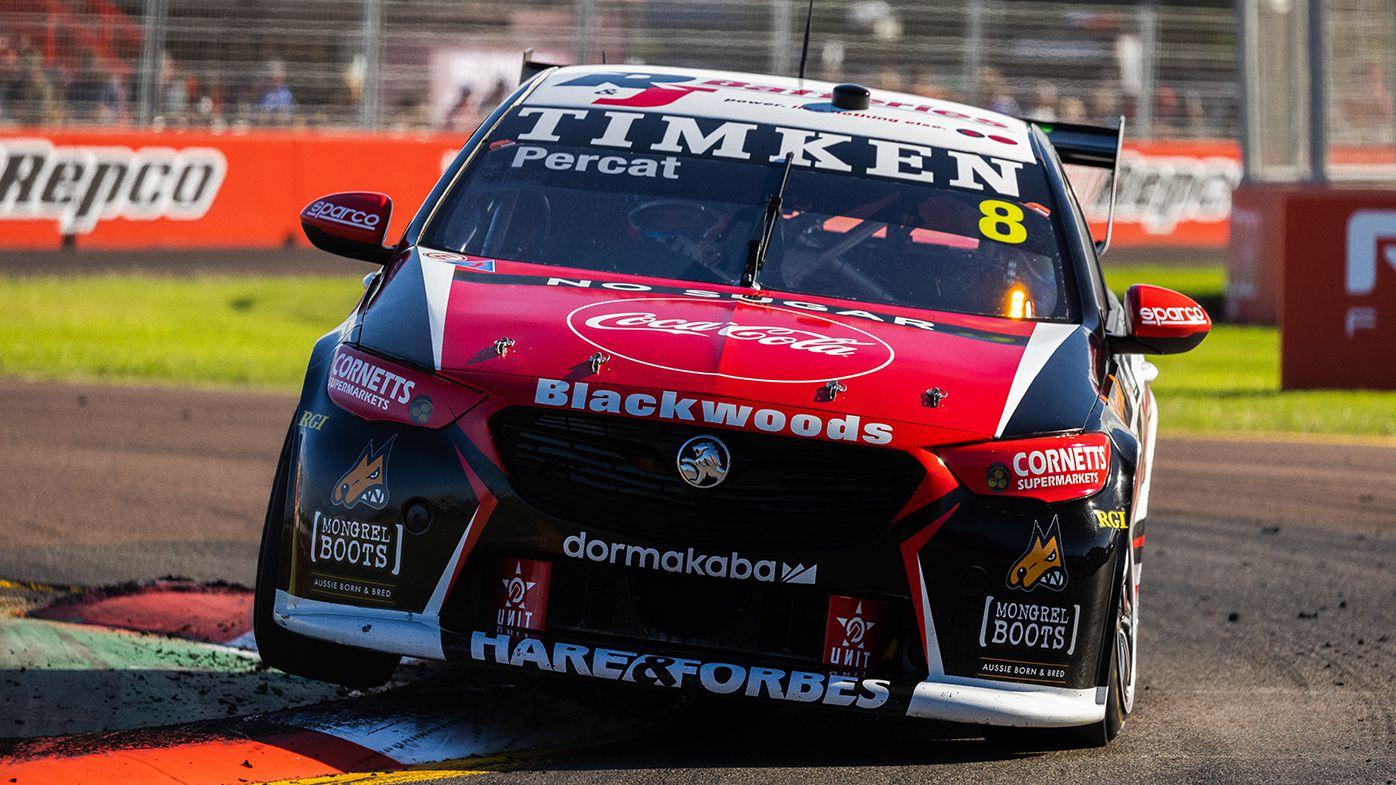Supercars: Nick Percat announces surprise split with Brad Jones Racing