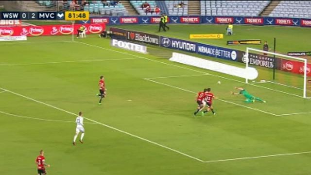 Berisha brilliance sinks Wanderers for Victory