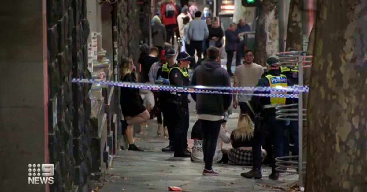 Police focus on knife crime as stabbings increase in Victoria – 9News
