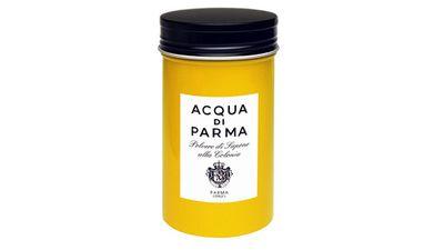 "<a href=""http://au.strawberrynet.com/cologne/acqua-di-parma/acqua-di-parma-colonia-powder-soap/128435/"" target=""_blank"">Colonia Powder Soap, $48, Acqua Di Parma</a>"