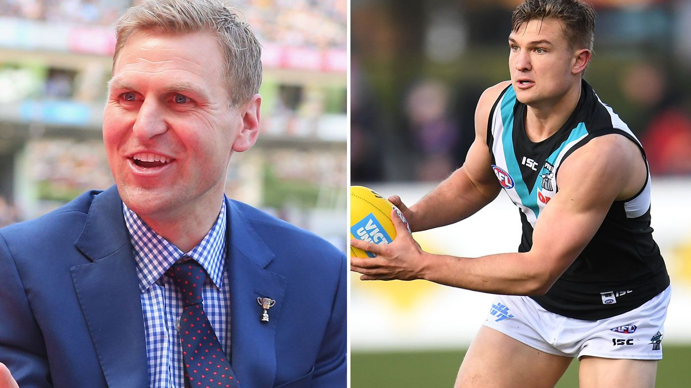 Kane Cornes fires back amid AFL star's brother's epic Twitter spray