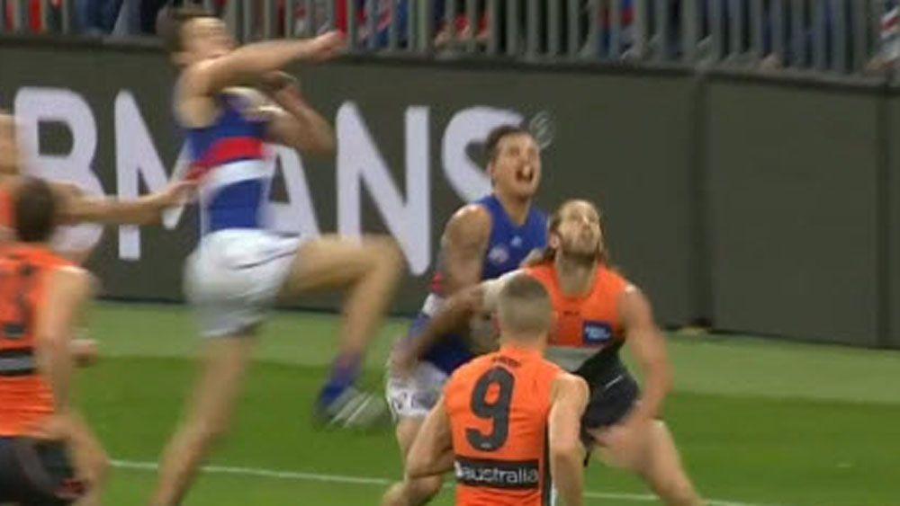 AFL: Trainer taken out in brutal start to preliminary final
