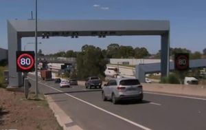 Tolls on busy Sydney motorway reduce for the first time in years
