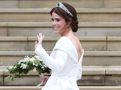 Princess Eugenie: The Greville Emerald Kokoshnik tiara