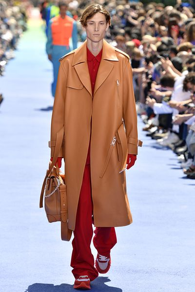 Louis Vuitton Menswear Spring/Summer '19