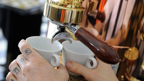 The survey took into account numbers of coffee shops, tattoo studios, vintage shops and record stores, compared to population density. Picture: AAP.