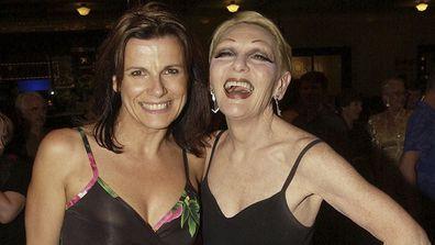 Susie Elelman Jeannie Little 2002