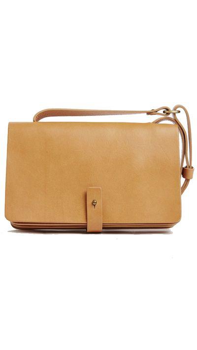 "<a href=""http://www.bassike.com/intl/women/women-accessories/4-1-cross-body-natural?___store=intl"" target=""_blank"">Bag, $450, Plus Equals at bassike.com</a>"