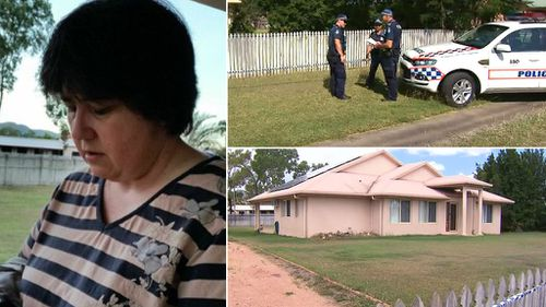 Police have extended their search for the body of businesswoman Julie Hutchinson. (9NEWS)