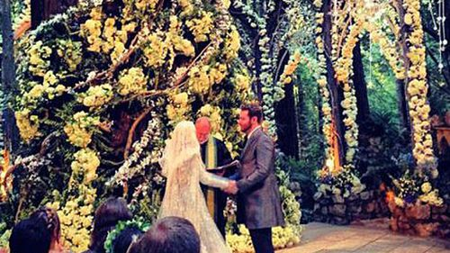 Billionaire's Middle-earth wedding pain