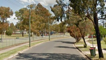 A woman has been charged with drink driving after crashing into a fence on Eucumbene Crescent with her young daughter in the car.