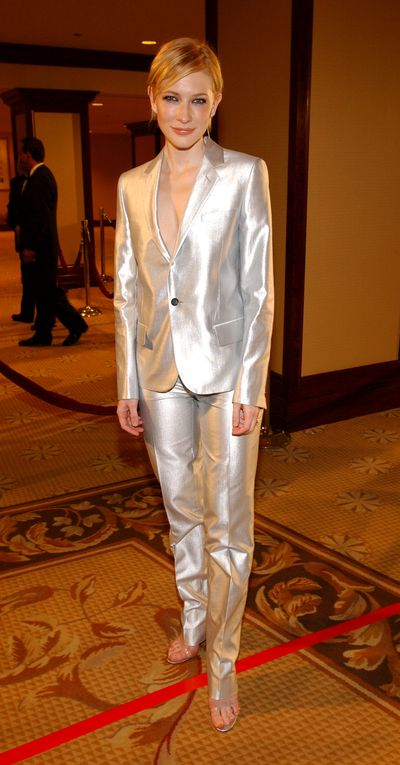 Cate Blanchett in Balenciaga at the 55th Annual Directors Guild Awards in Los Angeles,  March, 2003