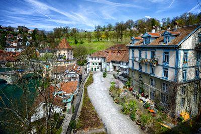 <strong>Bern, Switzerland</strong>