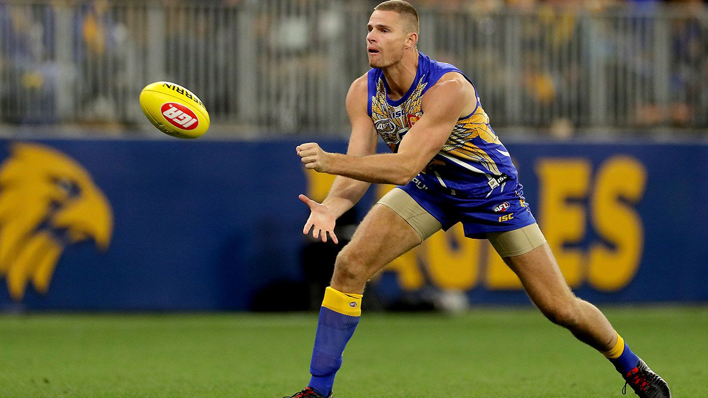 'It's made my blood boil': West Coast Eagles ruckman Nathan Vardy slammed by AFL great over Max Gawn sledge