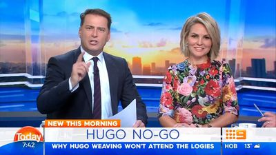 How Karl Stefanovic responded to learning his TV rivals were skipping this year's Logies