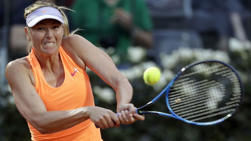 French Open organisers snub Sharapova