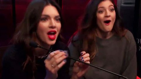 Watch: Woman calls Kendall and Kylie Jenner 'slutty' in awkward TV fail!