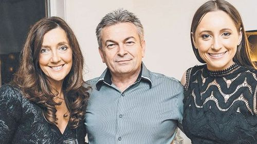 Borce Ristevski will soon learn if he stands trial for the alleged murder of his wife. Picture: 9NEWS