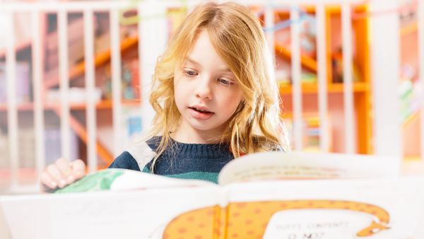 Learning curve: just because your child can read doesn't mean they're ready for school. Image: Getty