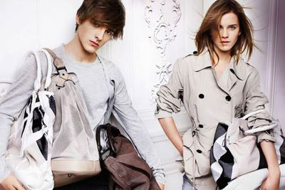 Alex posed with big sister Emma, 24, for a 2010 Burberry ad campaign, years after popping up in the first two Harry Potter films.