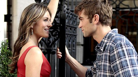 """Liz Hurley is """"the ideal woman"""", says her Gossip Girl co-star"""