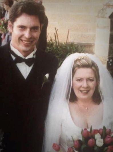 Allistair wedding photo
