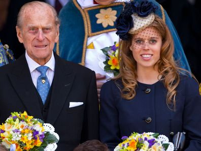 Prince Philip has handed over a patronage to his son, Prince Andrew, while Beatrice receives a position of her own
