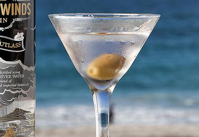 Cutlass martini