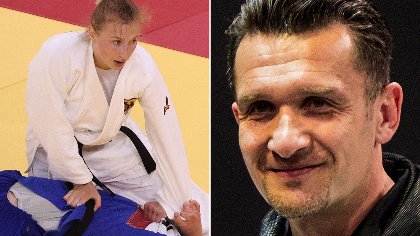 Olympics LIVE: Judoka slapped by coach