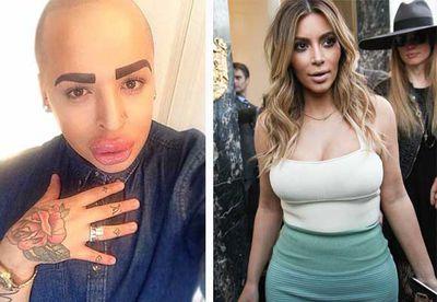 Male Kim Kardashian