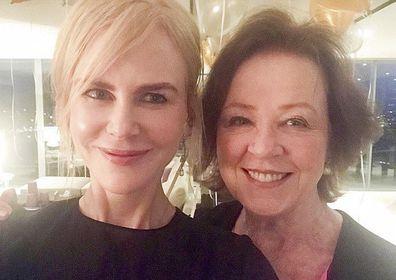 Nicole Kidman, Janelle Kidman, Instagram, photo