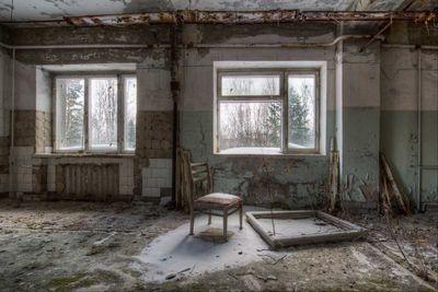 Pripyat Chernobyl, Ukraine