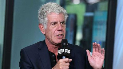 Scholarship launched in Anthony Bourdain's name