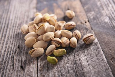 <strong>Unsalted pistachio nuts</strong>