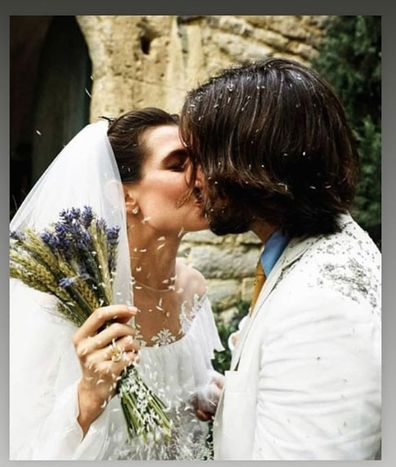 Grace Kelly's granddaughter Charlotte Casiraghi second wedding