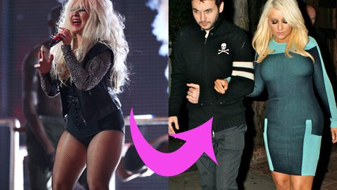 Check her out: Christina Aguilera's amazing makeover!