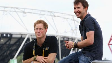James Blunt Prince Harry