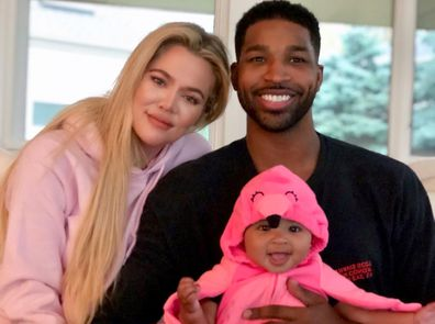 Khloé Kardashian, Tristan Thompson, True Thompson